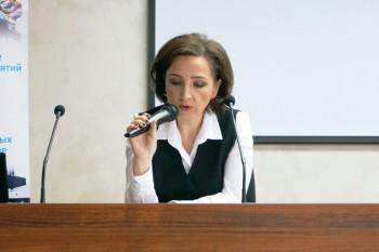 гл. внештатный терапевт МЗ Ульяновской области Выдрина С.В.